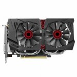ASUS GRAPHICS CARD PASCAL SERIES - GTX 1060 6GB GDDR5 DC 2 STRIX GAMING EDITION